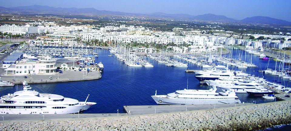 Summer in Port Yasmine